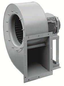 RIF400-0.55-4 IEC 80 RD 270 - RIF - Systemair
