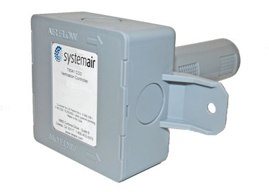Systemair-1 CO2 duct sensor - Systemair