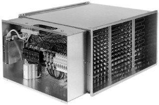 RBM 60-35/27 400V/3 Duct heate - Systemair