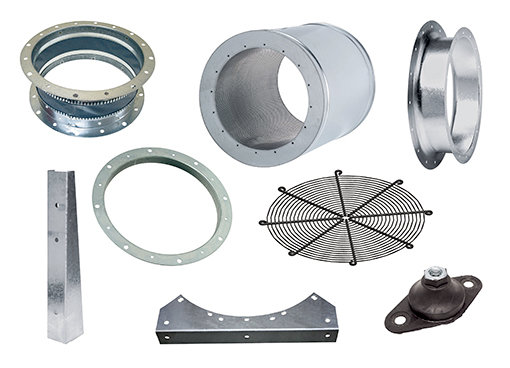 Accessories Axial fans