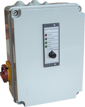 X-AES-1,7KW, SS2M, control uni - Expired - Systemair