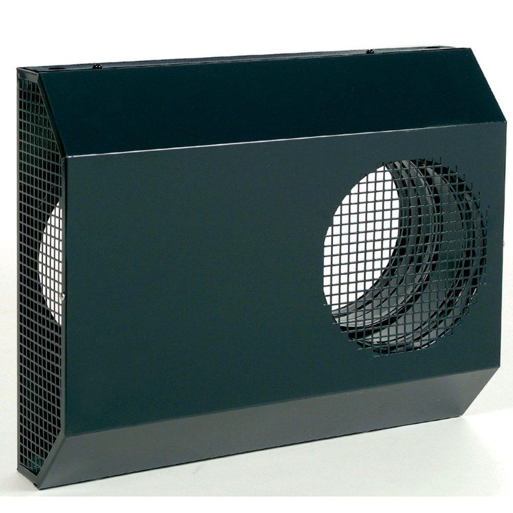 CVVX 500 Kombigaller, svart - Systemair