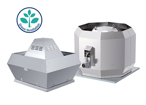 EC Thermo Roof fans