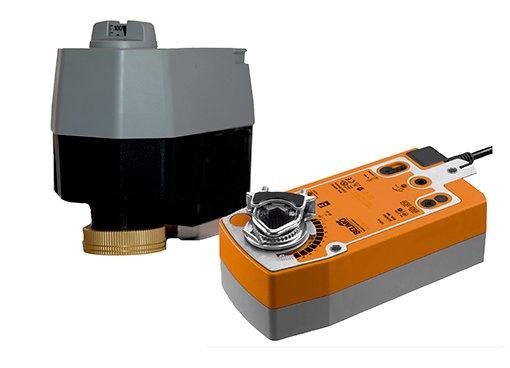 Electrical Actuators & valves