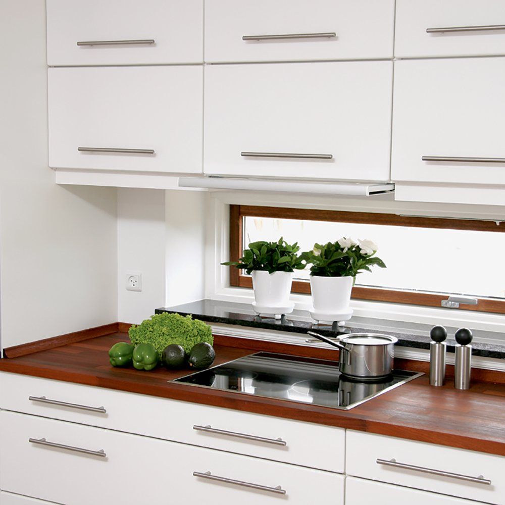 Cooker hoods for SAVE units