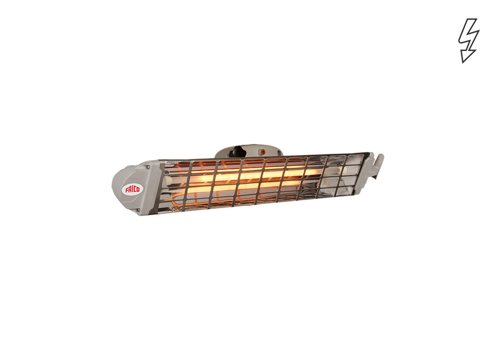 Infrared heater ELIR - Outdoors - Radiant Heaters - Heating - Products - Systemair