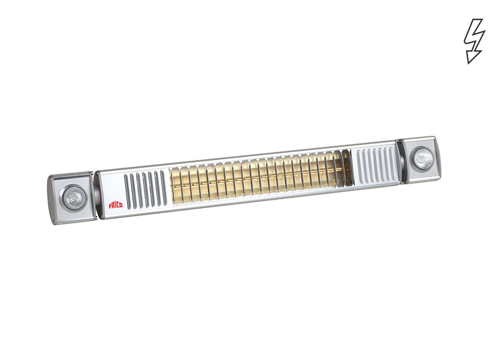 Infraduo IHD - Outdoors - Radiant Heaters - Heating - Products - Systemair
