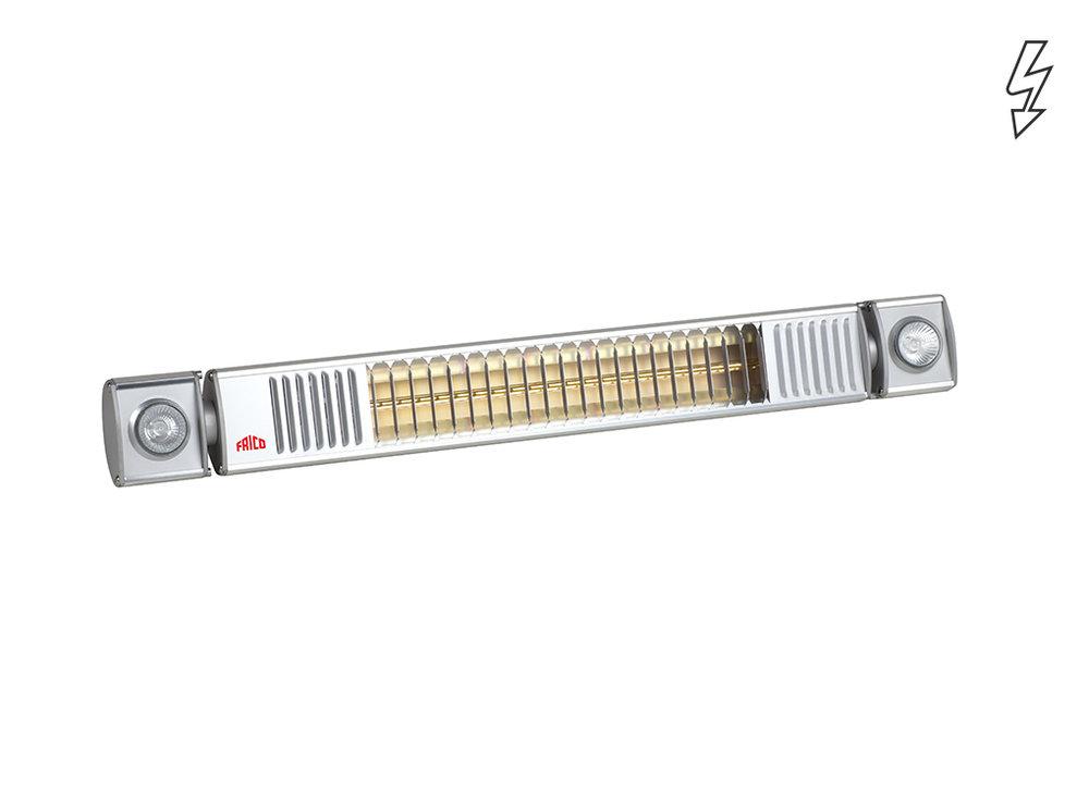 Infraduo IHD - Outdoors - Radyant Isıtıcılar - Isıtma - Ürünler - Systemair
