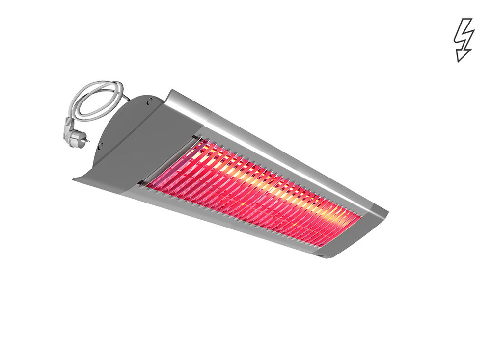Infrared heater IH - Outdoors - Radiant Heaters - Heating - Products - Systemair