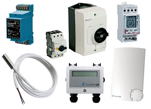 Other Electrical. vent. Control equipment
