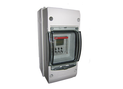 KUR Electronic timeswitch - Systemair
