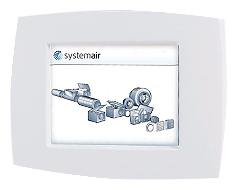 Control panel S-ED-TOUCH - Systemair