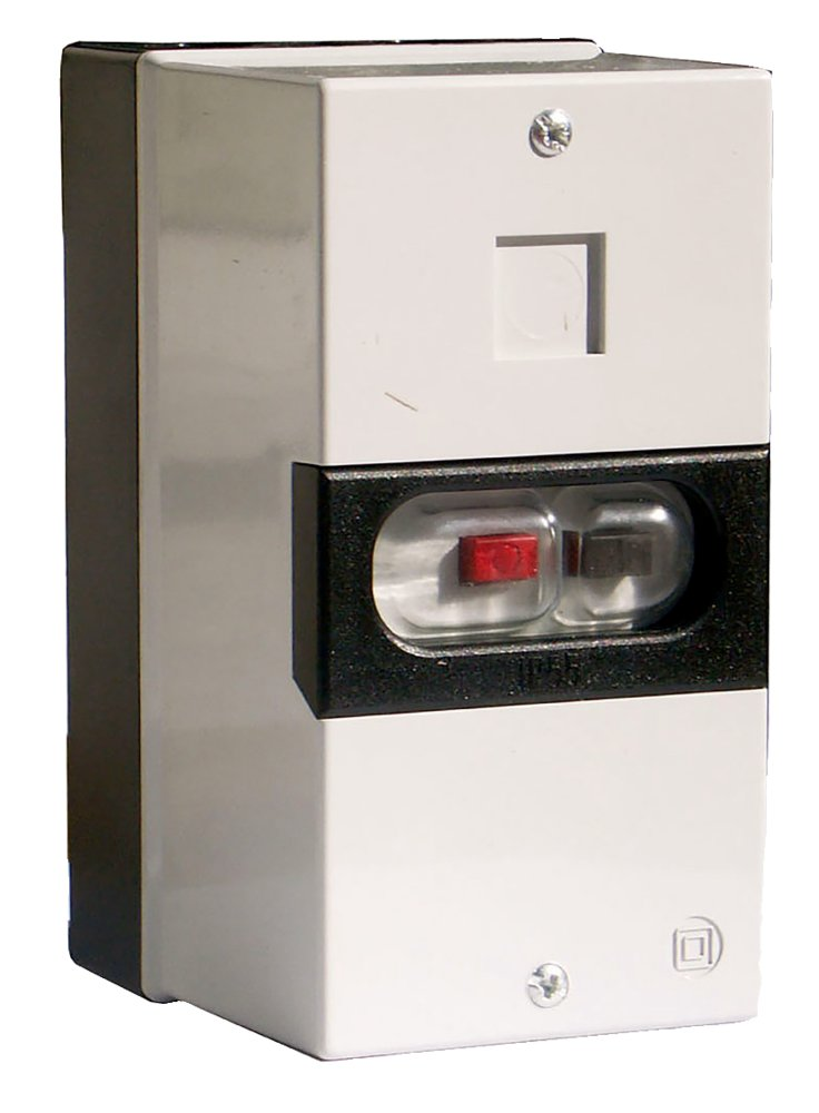 S-ET 10 Termokontaktmotorvern - Systemair