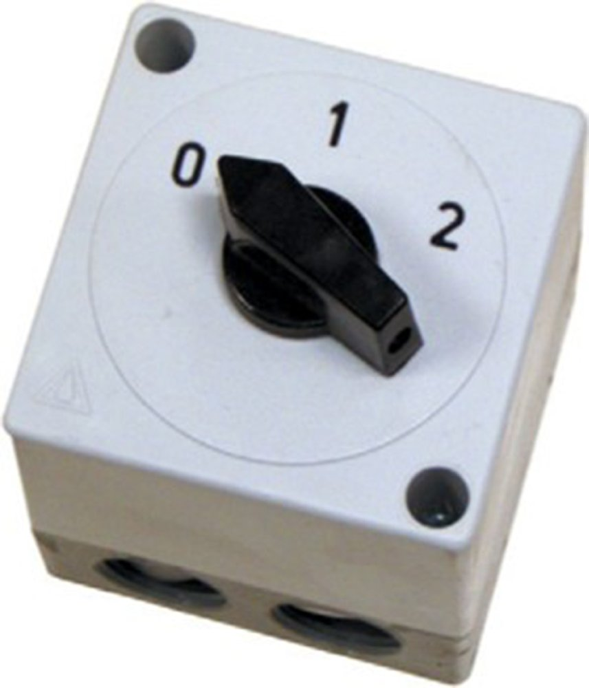 S2S 160 Two speed switch AW/HW - Systemair