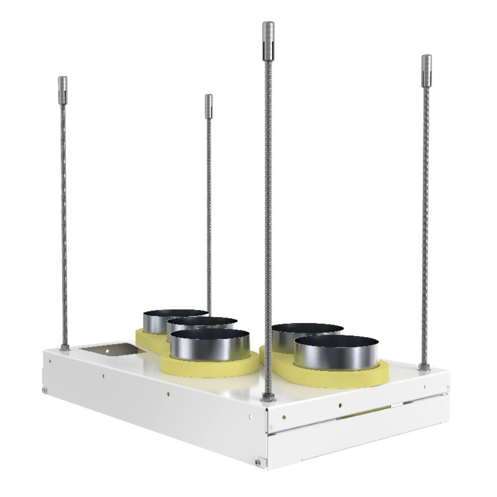 CM concrete ceiling kit - Systemair
