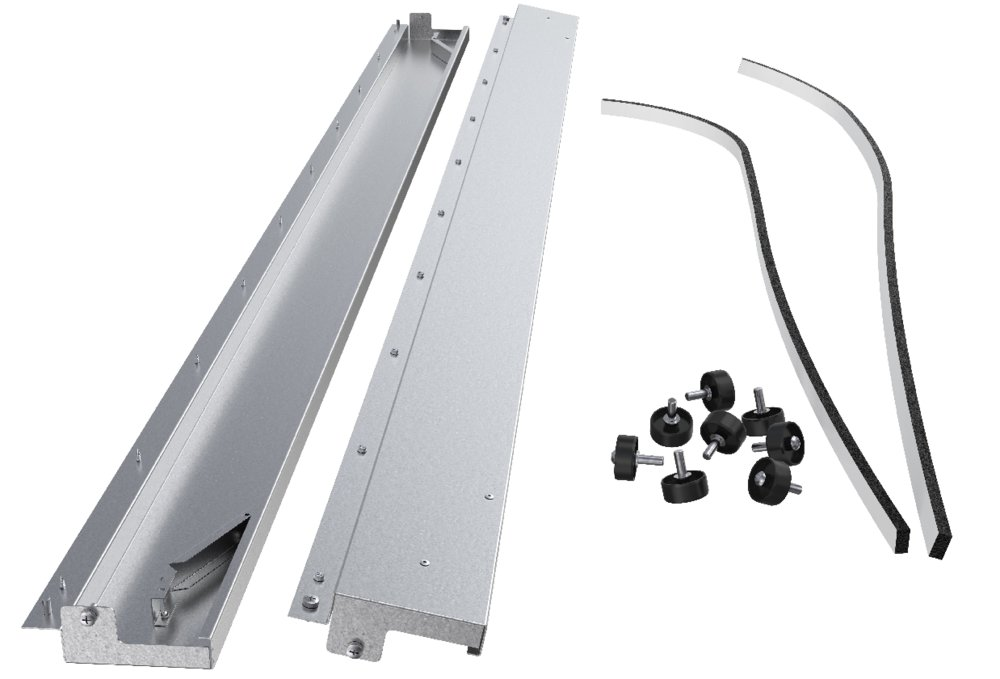 SDF 06 Sliding door kit-FR06 - Systemair