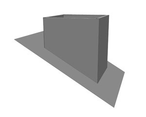 SDO450 Dakopstand - Systemair