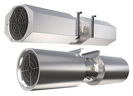 Smoke extract Axial Jet fans - Smoke extract fans - Fans & Accessories - Products - Systemair