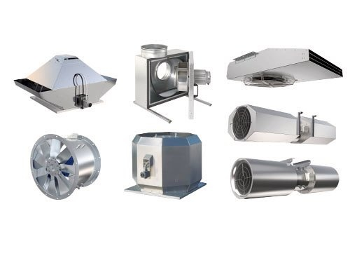 Smoke extract fans - Fans & Accessories - Products - Systemair