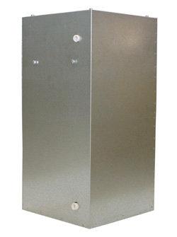 TG400/h800 Dakdoorvoer/demper - Systemair