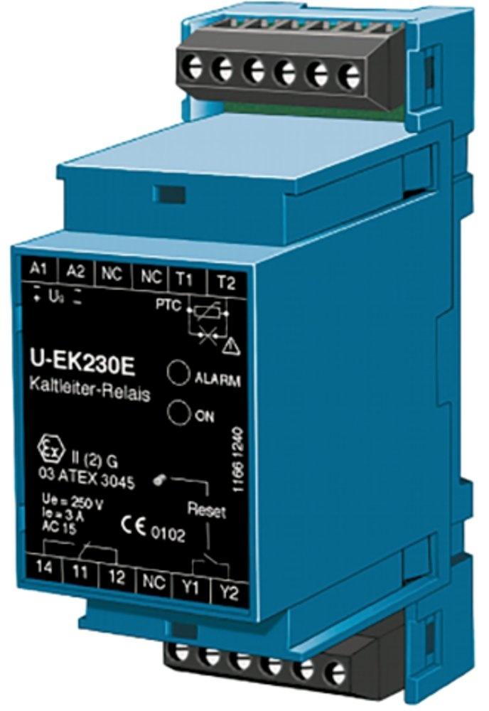 U-EK 230E TERMOKONT.RELEJ ZA E - Systemair