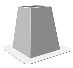 VDO450 Dakopstand - Systemair