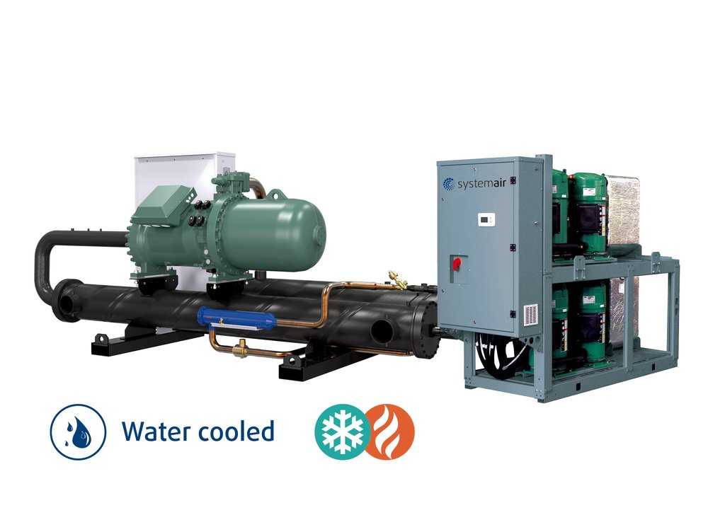 Water Cooled Heat Pumps
