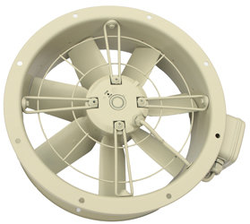 ZAC 630-43 Cased axial fan - Expired - Systemair