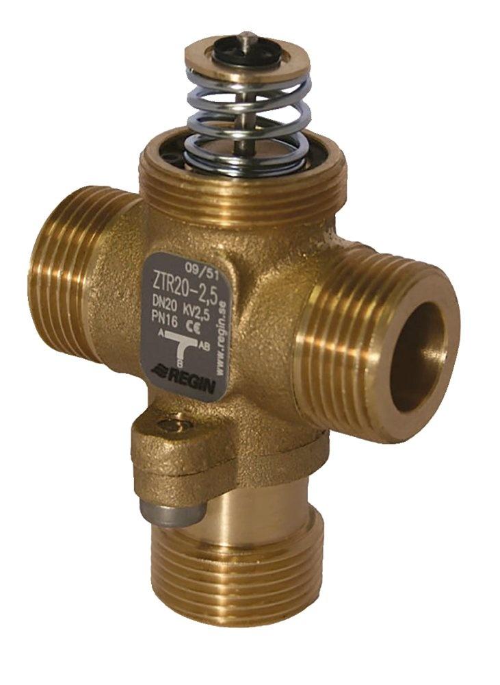 ZTR 20-2,5 valve 3-way - Systemair