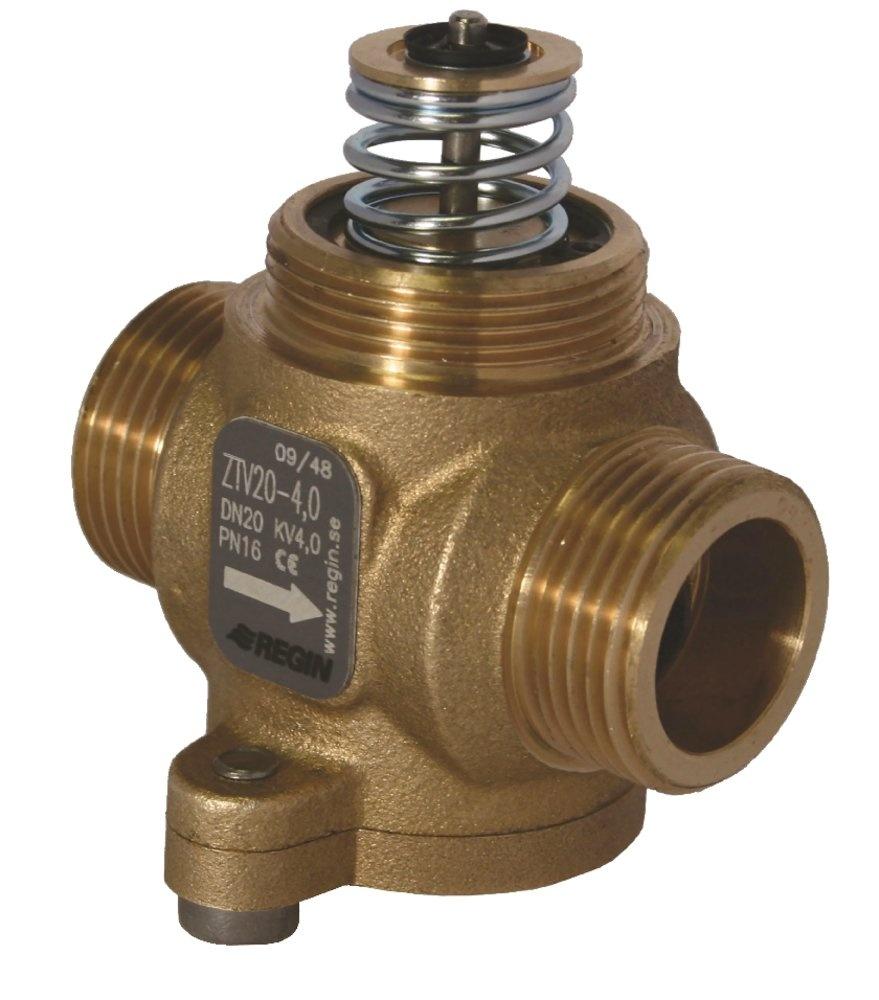 ZTV 20-2,0 2-way valve - Systemair